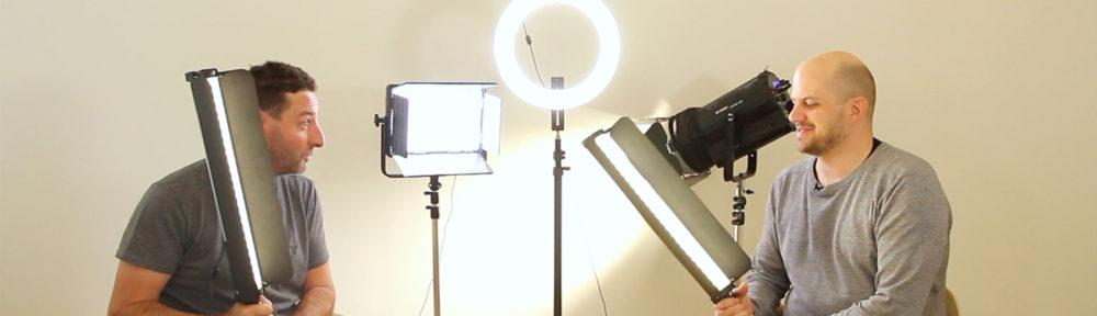 LED světla Fomei