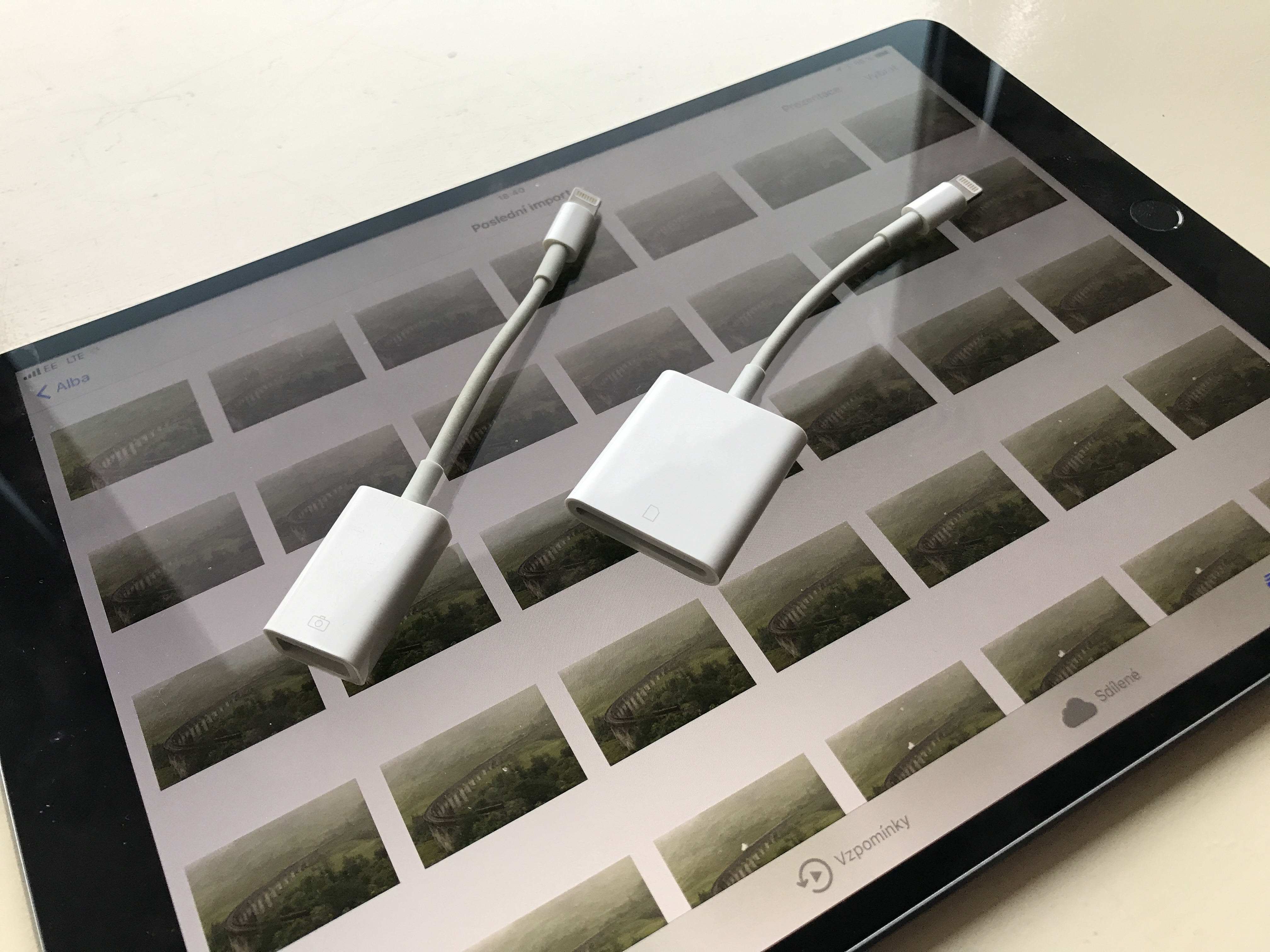 RAW na iPadu Pro
