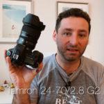 Tamron 24 - 70 mm f/2.8 G2
